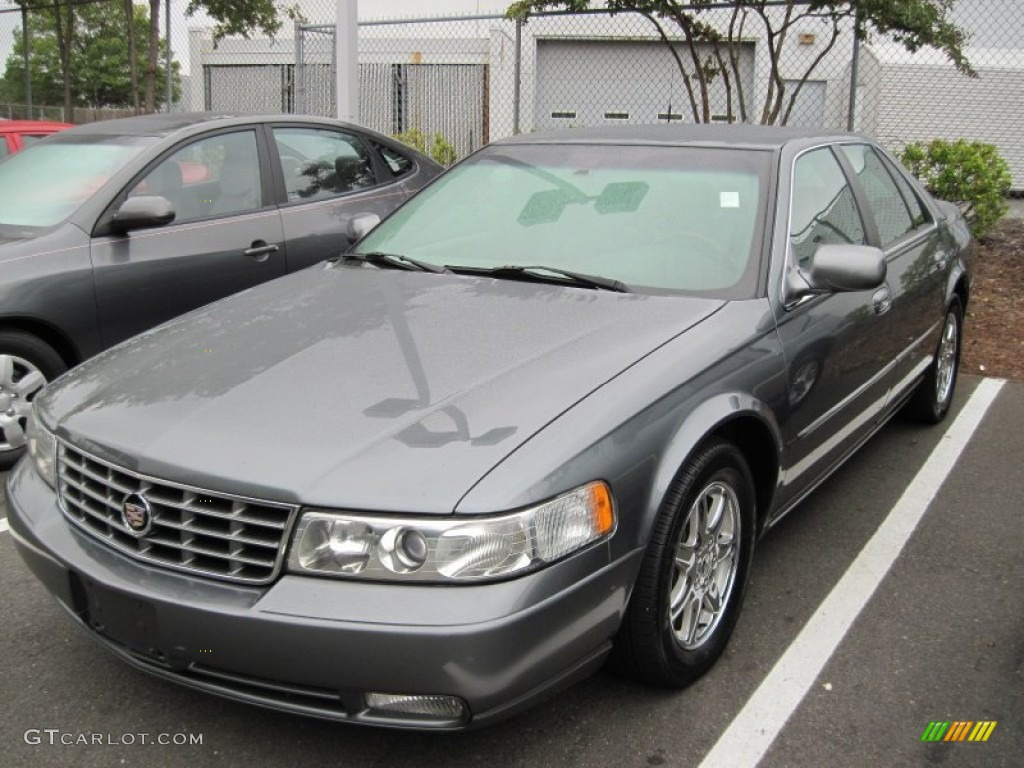 2003 thunder gray chromaflair cadillac seville sts 71915052 car color galleries. Black Bedroom Furniture Sets. Home Design Ideas