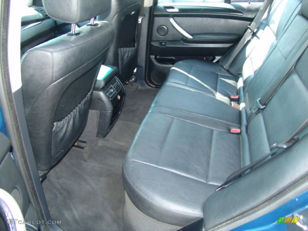 2002 bmw x5 rear seat photo 71955610. Black Bedroom Furniture Sets. Home Design Ideas