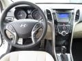 Beige Dashboard Photo for 2013 Hyundai Elantra #71957753