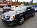 Grey Flannel 2010 Cadillac DTS Platinum