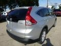 2013 Alabaster Silver Metallic Honda CR-V EX AWD  photo #4