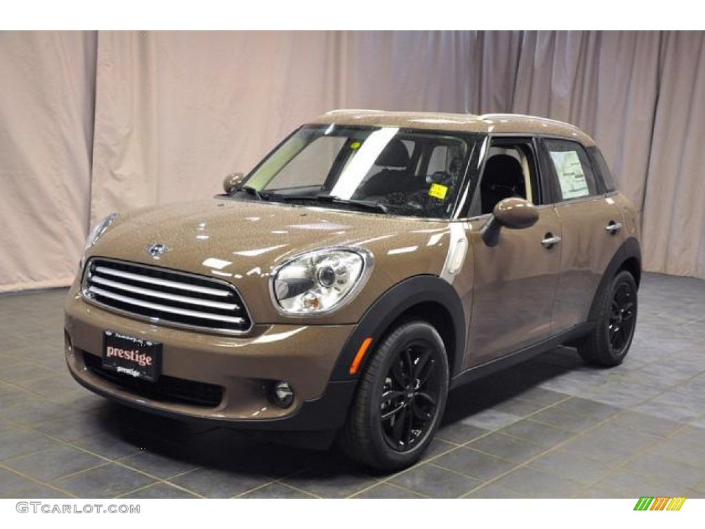 2012 light coffee mini cooper countryman 71979588 car color galleries. Black Bedroom Furniture Sets. Home Design Ideas