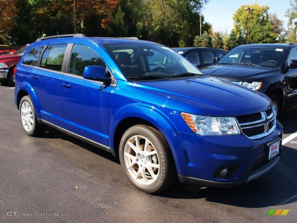 Blue Pearl 2012 Dodge Journey SXT Exterior Photo #71990988 | GTCarLot ...