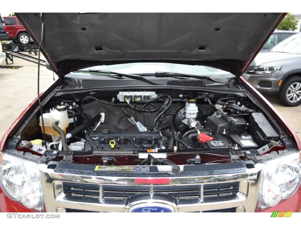 2010 Ford Escape Xls 2 5 Liter Dohc 16
