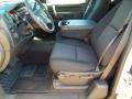 2012 Summit White Chevrolet Silverado 1500 LT Extended Cab 4x4  photo #8