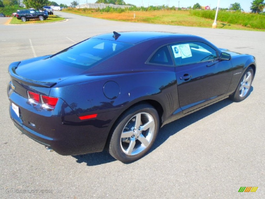 blue ray metallic 2013 chevrolet camaro lt coupe exterior. Black Bedroom Furniture Sets. Home Design Ideas