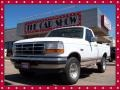 Oxford White 1996 Ford F150 Gallery