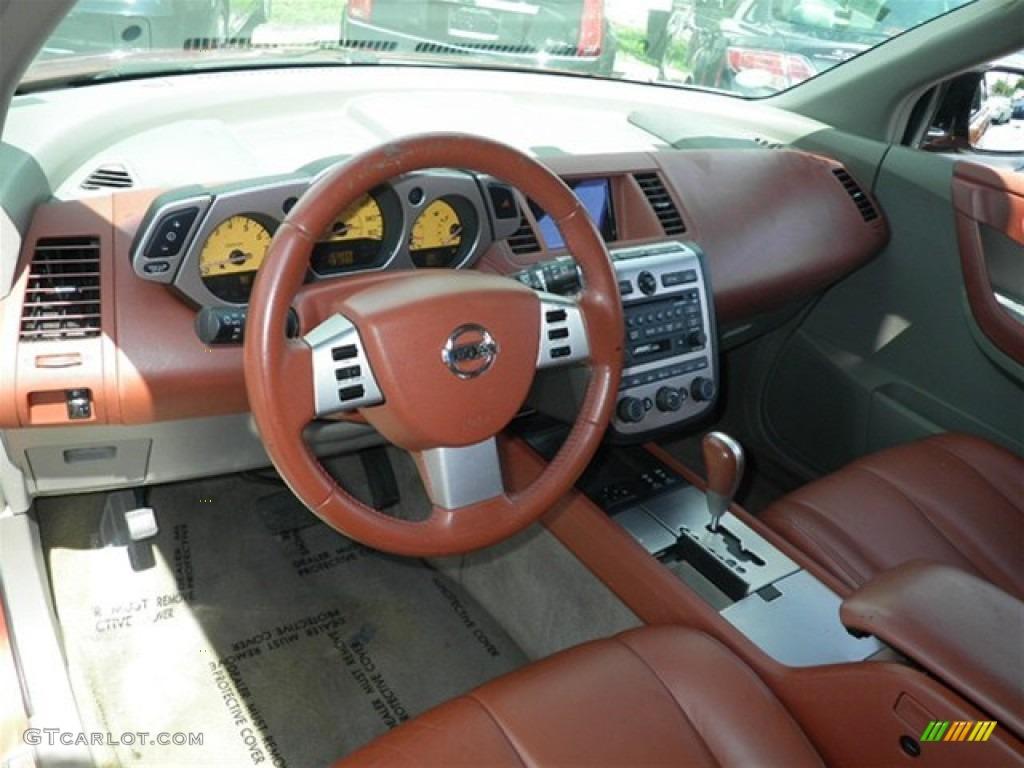 2005 Nissan Murano Interior Colors
