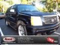 Sable Black 2003 Cadillac Escalade ESV AWD