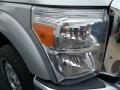 2012 Ingot Silver Metallic Ford F250 Super Duty XLT SuperCab  photo #17