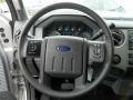2012 Ingot Silver Metallic Ford F250 Super Duty XLT SuperCab  photo #23