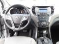 Beige Dashboard Photo for 2013 Hyundai Santa Fe #72009348