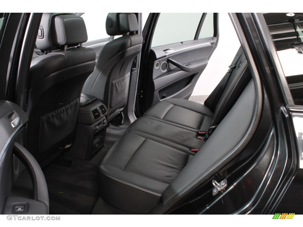 Black Interior 2010 Bmw X5 M Standard X5 M Model Photo 72012729 Gtcarlot Com