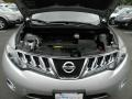 2010 Brilliant Silver Metallic Nissan Murano SL AWD  photo #9