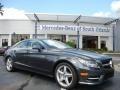 Steel Grey Metallic 2012 Mercedes-Benz CLS 550 Coupe
