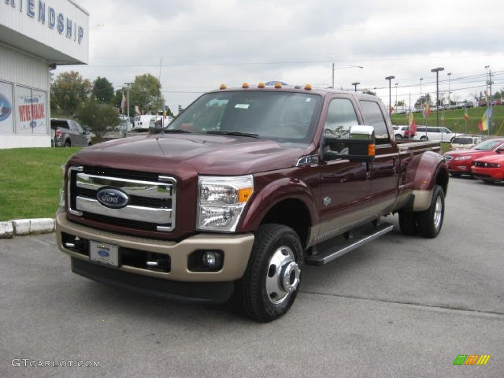 2012 ford f350 super duty king ranch crew cab 4x4 dually exterior photos. Black Bedroom Furniture Sets. Home Design Ideas