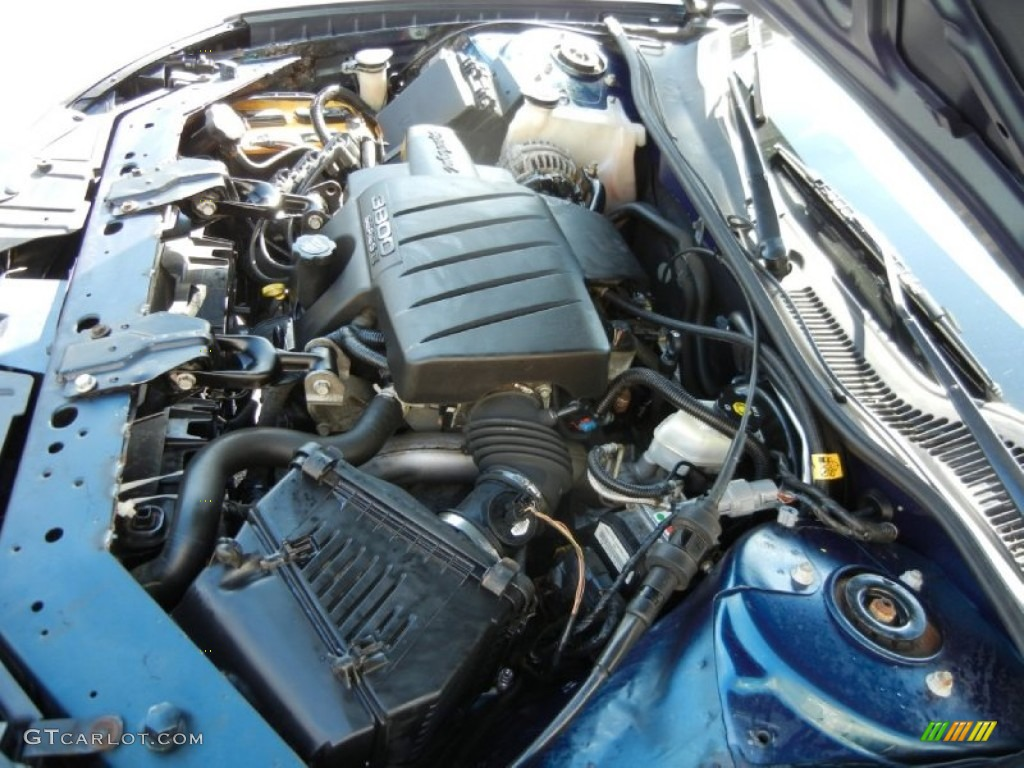 2006 Pontiac Grand Prix Gt Sedan Engine Photos Gtcarlot Com