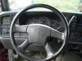 Dark Charcoal Steering Wheel Photo for 2004 Chevrolet Silverado 1500 #72029124
