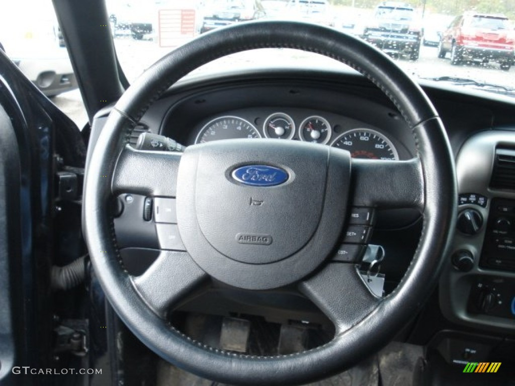2006 ford ranger fx4 supercab 4x4 steering wheel photos. Black Bedroom Furniture Sets. Home Design Ideas