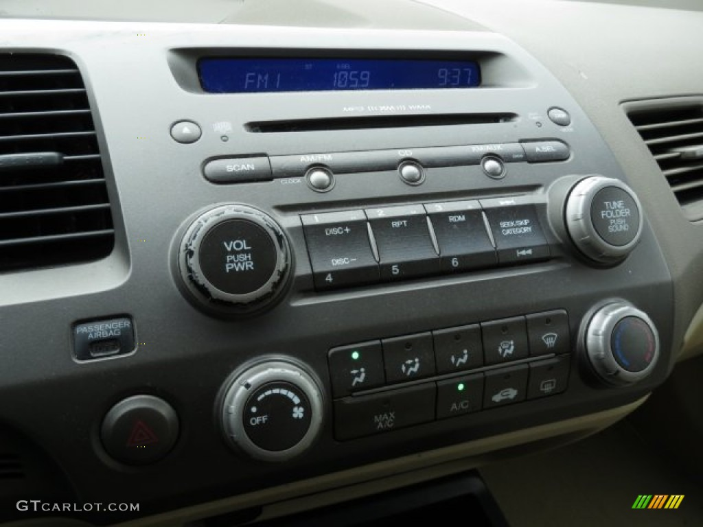 2007 honda civic ex sedan audio system photo 72030238. Black Bedroom Furniture Sets. Home Design Ideas