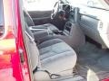 2005 Victory Red Chevrolet Silverado 1500 Z71 Extended Cab 4x4  photo #7