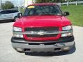 2005 Victory Red Chevrolet Silverado 1500 Z71 Extended Cab 4x4  photo #14