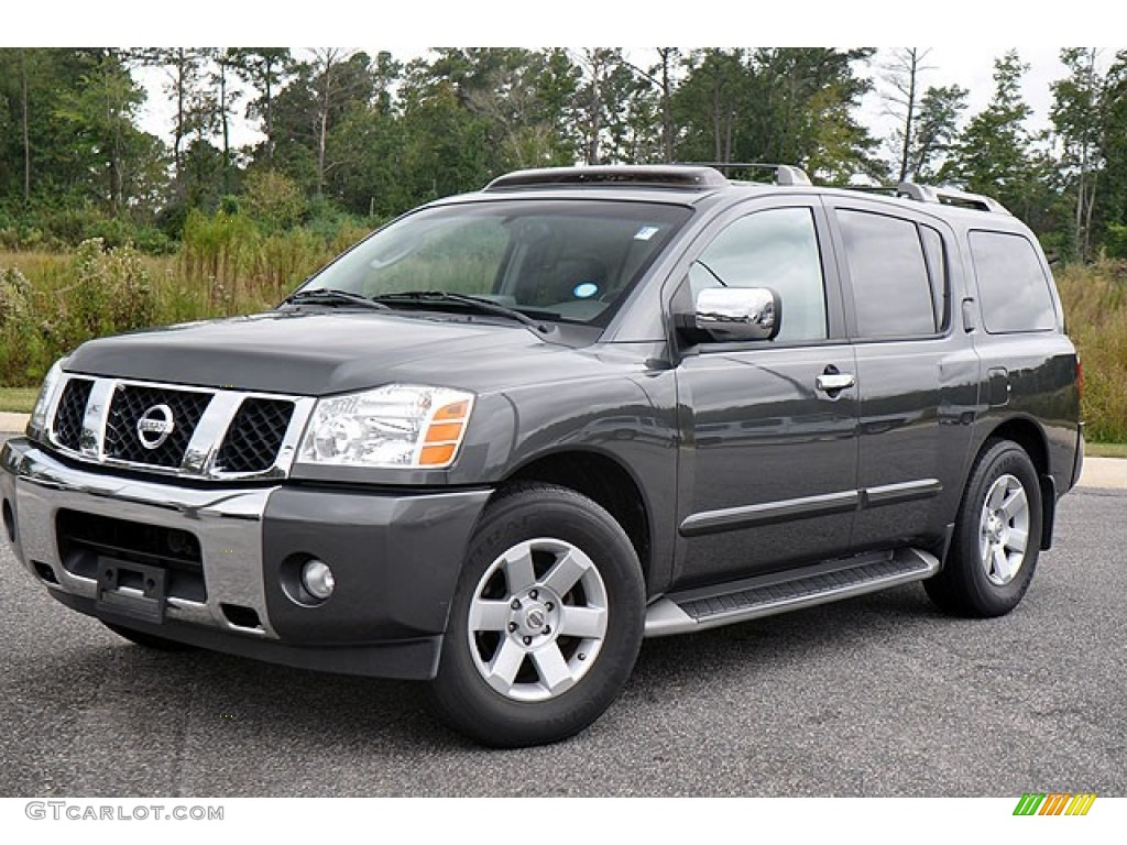 nissan armada le exterior photo 72040803 brilliant silver 2012 nissan