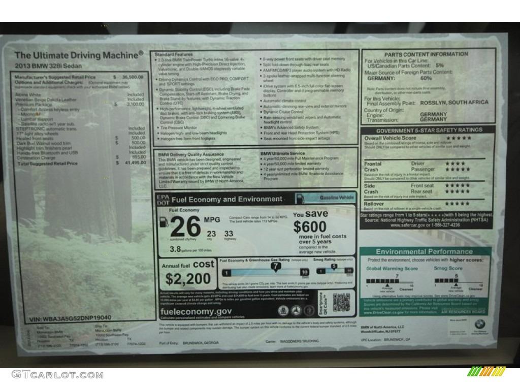 Window Sticker Lookup >> Vin Bmw Window Sticker | Autos Post