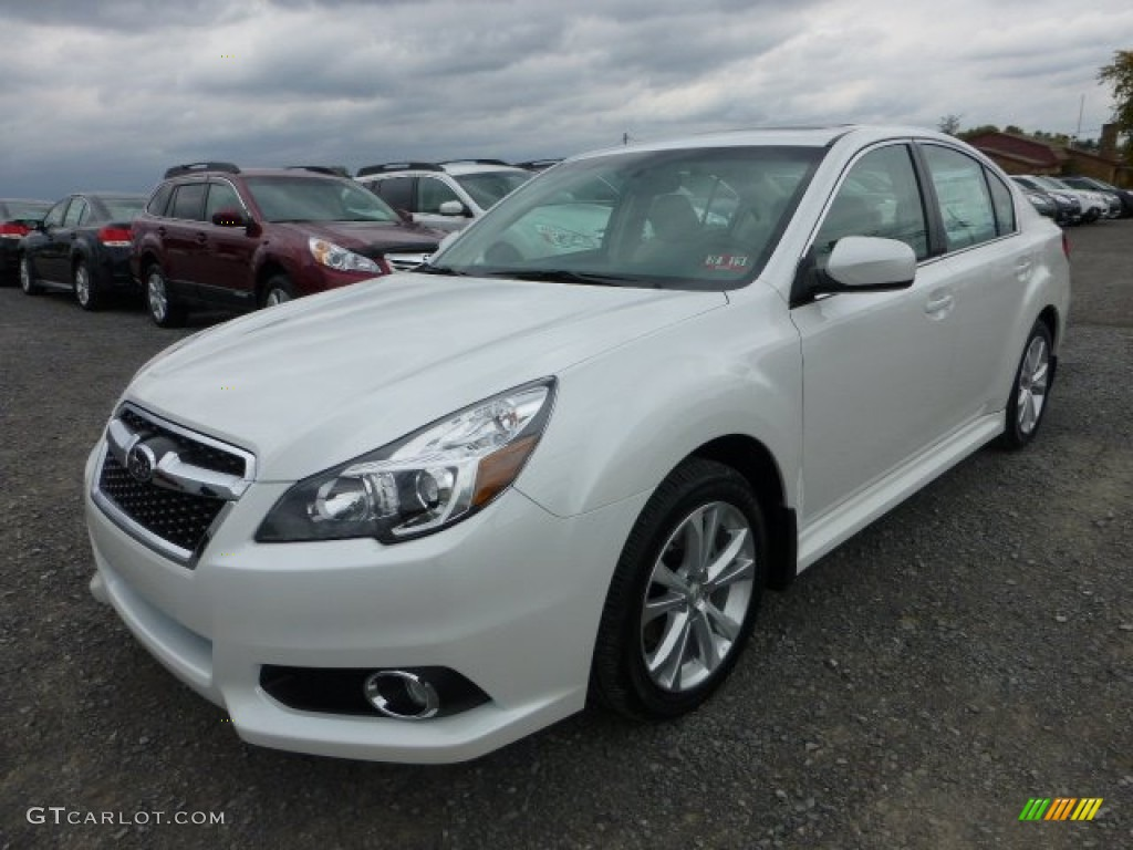 satin white pearl 2013 subaru legacy limited exterior. Black Bedroom Furniture Sets. Home Design Ideas