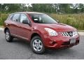 Cayenne Red 2013 Nissan Rogue Gallery