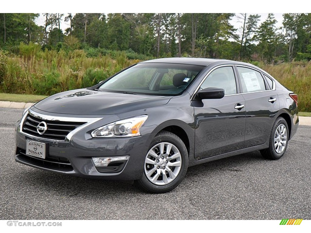 High Quality Metallic Slate Nissan Altima