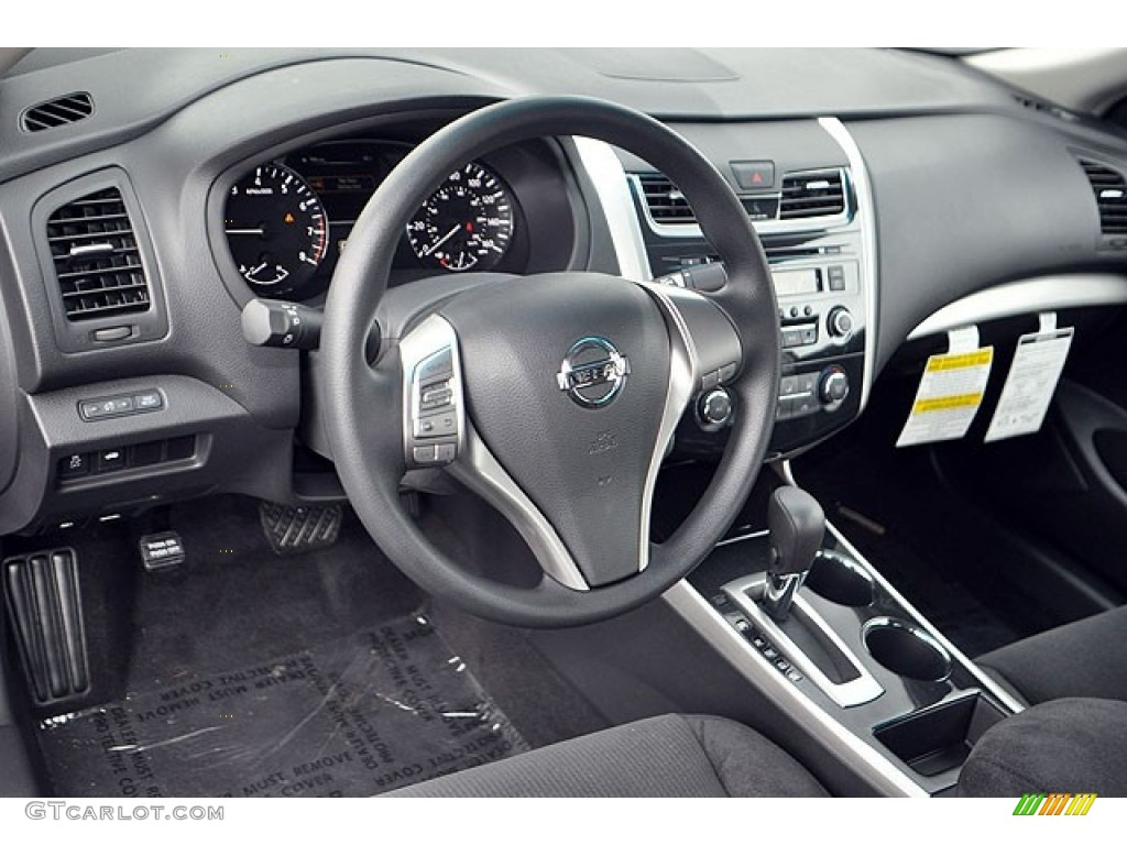 Charcoal Interior 2013 Nissan Altima 2 5 Photo 72044573