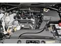 2.5 Liter DOHC 16-Valve VVT 4 Cylinder 2013 Nissan Altima 2.5 Engine