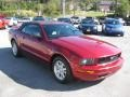 2006 Redfire Metallic Ford Mustang V6 Premium Convertible  photo #4