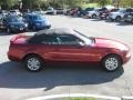 2006 Redfire Metallic Ford Mustang V6 Premium Convertible  photo #5