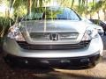 2009 Alabaster Silver Metallic Honda CR-V EX-L  photo #2