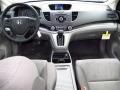2012 Alabaster Silver Metallic Honda CR-V LX  photo #4