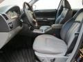 Dark Slate Gray/Medium Slate Gray Front Seat Photo for 2005 Chrysler 300 #72060610