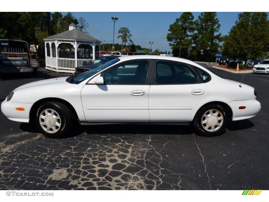 vibrant white 1999 ford taurus se exterior photo 72066076. Black Bedroom Furniture Sets. Home Design Ideas