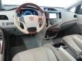 2011 Silver Sky Metallic Toyota Sienna XLE  photo #5