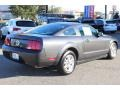 2007 Alloy Metallic Ford Mustang V6 Deluxe Coupe  photo #3
