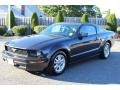 2007 Alloy Metallic Ford Mustang V6 Deluxe Coupe  photo #7