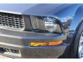 2007 Alloy Metallic Ford Mustang V6 Deluxe Coupe  photo #28