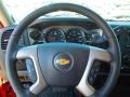 2013 Victory Red Chevrolet Silverado 1500 LT Extended Cab 4x4  photo #14