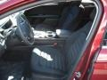 Charcoal Black Front Seat Photo for 2013 Ford Fusion #72091417