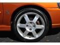2005 Nissan Sentra SE-R Spec V Wheel and Tire Photo