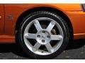 2005 Nissan Sentra SE-R Spec V Wheel and Tire Photo