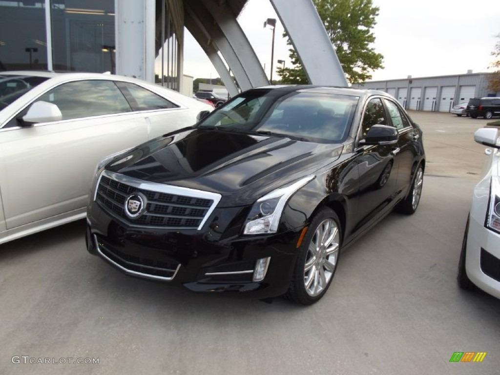 Black Raven 2013 Cadillac Ats 3 6l Premium Exterior Photo 72092167