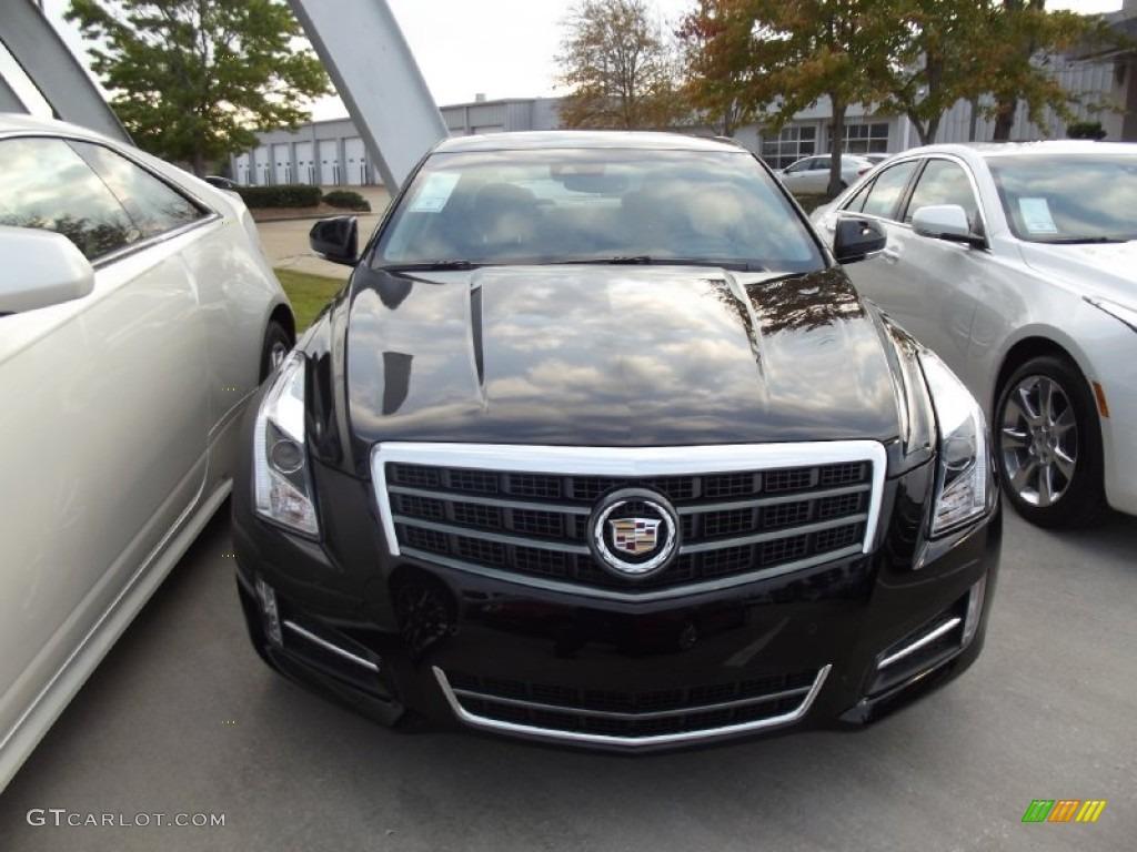 Black Raven 2013 Cadillac Ats 3 6l Premium Exterior Photo