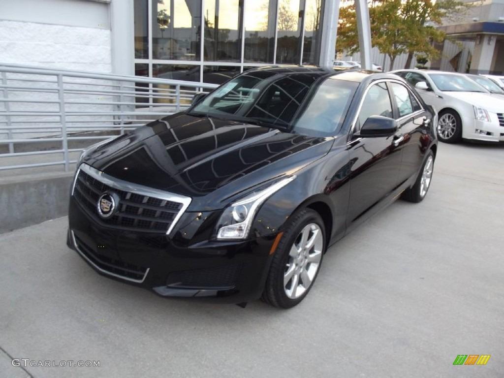 2013 Black Raven Cadillac Ats 2 5l 72040343 Gtcarlot